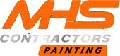 Painting – MHS Contractors Logo